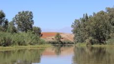 Misverstand Dam - Feb 2013