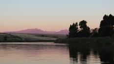 Misverstand Dam - April 2013