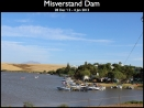 Misverstand Dam ~ Berg River ~ Dec 2012