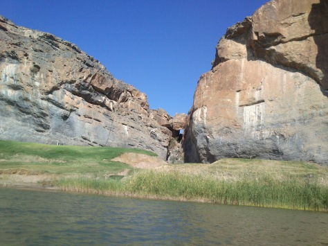 Orange River ~ Aug 2013