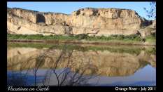 Namibia 2011 - Orange River - July