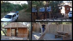 Namibia 2011 - Amanzi Trails Chalet (July)
