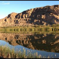Orange River at Amanzi Trails