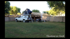 Namibia 2012 - Camping at Amanzi Trails on the Orange River (Sep)