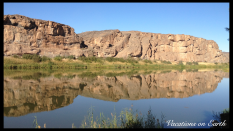 Namibia 2012 - Orange River