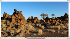 Giants Playground - Namibia 2013 (August)