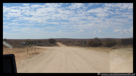 Namibia 2013 - Harnas to Tsumkwe road trip.005