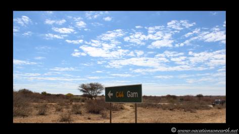 Namibia 2013 - Harnas to Tsumkwe road trip.006