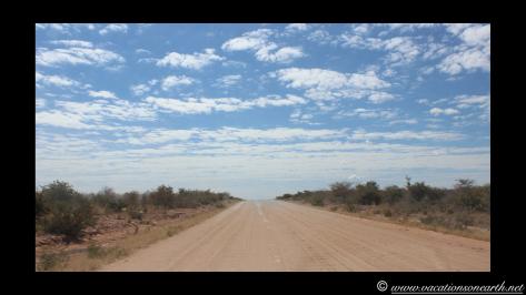 Namibia 2013 - Harnas to Tsumkwe road trip.007