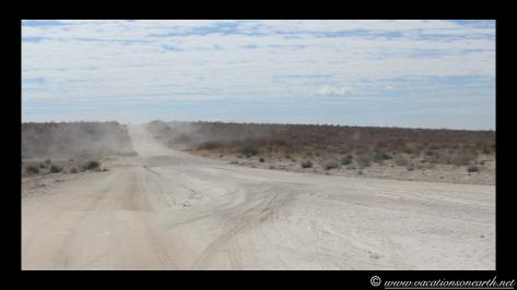 Namibia 2013 - Harnas to Tsumkwe road trip.008