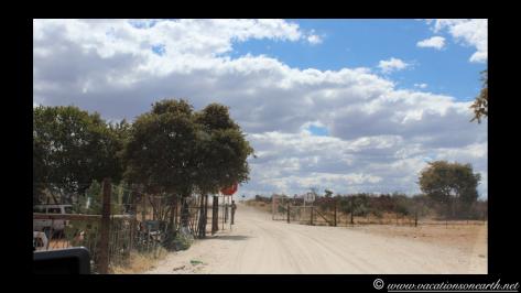 Namibia 2013 - Harnas to Tsumkwe road trip.010