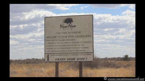 Namibia 2013 - Harnas to Tsumkwe road trip.016