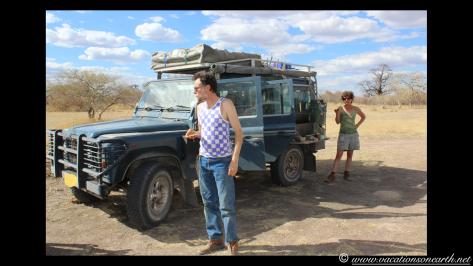 Namibia 2013 - Harnas to Tsumkwe road trip.022