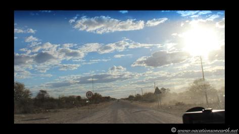 Namibia 2013 - Harnas to Tsumkwe road trip.030