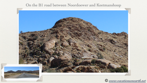 Namibia 2013 - On the B1 road, close to Keetmanshoop (August)
