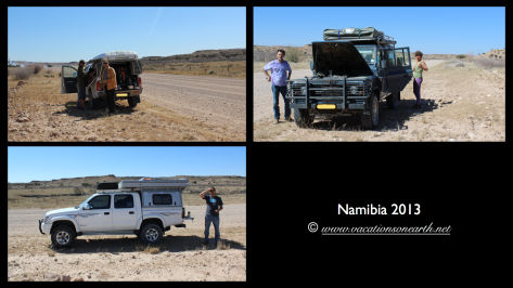 Namibia 2013 - Road from Quivertree Forest to Harnas Wildlife Foundation.007