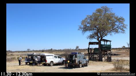Namibia 2013 - Khaudum National Park to Ngepi.012