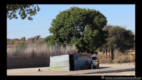 Namibia 2013 - Khaudum National Park to Ngepi.039