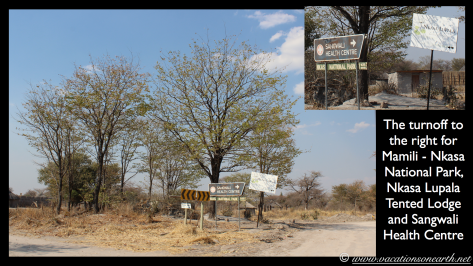 Namibia 2013 - Ngepi Camp to Mamili National Park - road trip.018