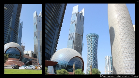Doha Buildings