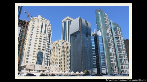 Doha City Centre Buildings