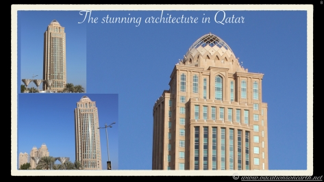 Architecture in Qatar