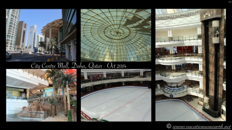 City Centre Shopping Mall, Doha, Qatar.