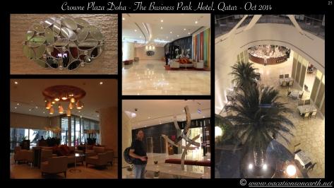 Crowne Plaza Hotel, Doha