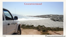 South Africa West Coast - Drive from Houthoop through the Namaqua and Skilpad National Park towards Cape Town.046