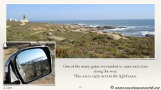 South Africa West Coast - Drive from Houthoop through the Namaqua and Skilpad National Park towards Cape Town.049