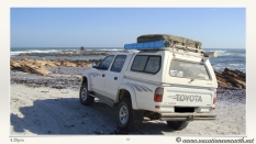 South Africa West Coast - Drive from Houthoop through the Namaqua and Skilpad National Park towards Cape Town.053