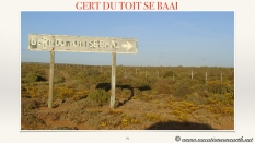 South Africa West Coast - Drive from Houthoop through the Namaqua and Skilpad National Park towards Cape Town.079