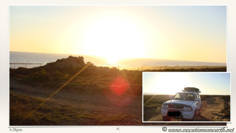 South Africa West Coast - Drive from Houthoop through the Namaqua and Skilpad National Park towards Cape Town.082