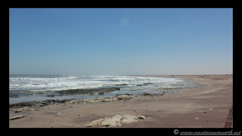 Day 3 - Skeleton Coast fishing, camping in Swakopmund - Namibia 2013 - 22 Sep.021