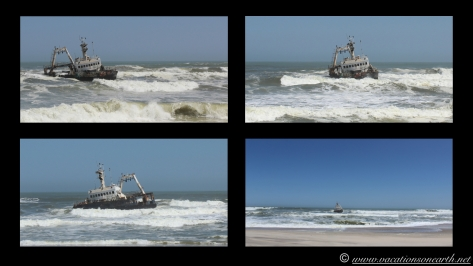 Day 3 - Skeleton Coast fishing, camping in Swakopmund - Namibia 2013 - 22 Sep.030