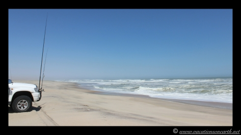 Day 3 - Skeleton Coast fishing, camping in Swakopmund - Namibia 2013 - 22 Sep.031