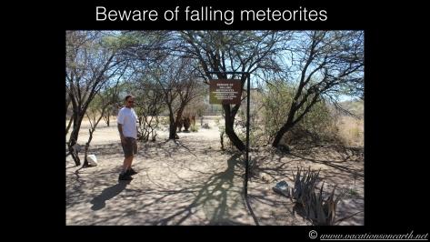 Namibia 2013 - Hoba Meteorite, Grootfontein, 19 Aug 2013.008