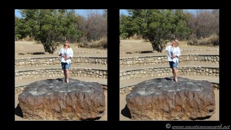Namibia 2013 - Hoba Meteorite, Grootfontein, 19 Aug 2013.011
