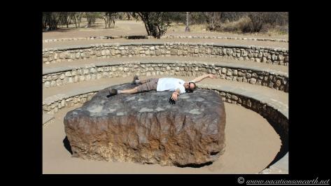 Namibia 2013 - Hoba Meteorite, Grootfontein, 19 Aug 2013.013