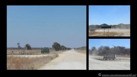 Namibia 2013 - Hoba Meteorite, Grootfontein, 19 Aug 2013.1.001