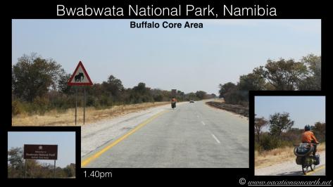 Namibia 2013 - Road trip from Nambwa Camp to Samsitu Riverside Camp, Rundu, 18 Aug.002