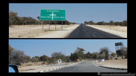Namibia 2013 - Road trip from Simsitu Riverside Camp, Rundu to Hoba Meteorite, Grootfontein.002