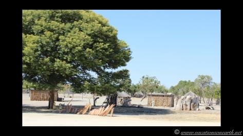 Namibia 2013 - Road trip from Simsitu Riverside Camp, Rundu to Hoba Meteorite, Grootfontein.003
