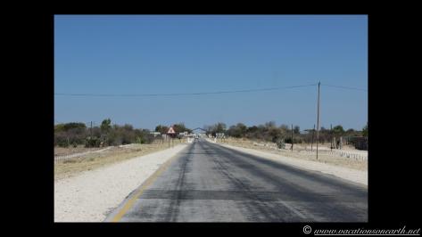 Namibia 2013 - Road trip from Simsitu Riverside Camp, Rundu to Hoba Meteorite, Grootfontein.005