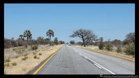 Namibia 2013 - Road trip from Simsitu Riverside Camp, Rundu to Hoba Meteorite, Grootfontein.009