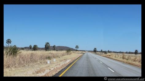 Namibia 2013 - Road trip from Simsitu Riverside Camp, Rundu to Hoba Meteorite, Grootfontein.011