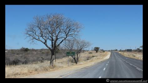 Namibia 2013 - Road trip from Simsitu Riverside Camp, Rundu to Hoba Meteorite, Grootfontein.013