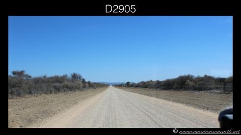 Namibia 2013 - Road trip from Simsitu Riverside Camp, Rundu to Hoba Meteorite, Grootfontein.017