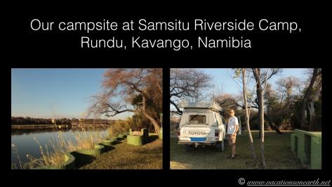 Namibia 2013 - Samsitu Riverside Camp, Rundu.003