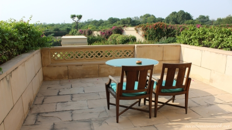 Agra, The Oberoi Amarvilas Hotel.008